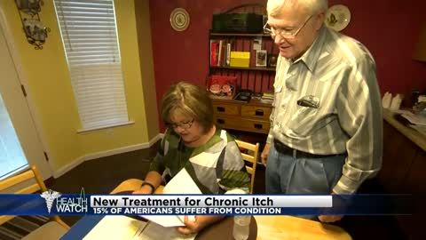 New hope for people suffering from chronic itch