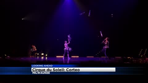 Cirque du Soleil returns to Milwaukee through April 1