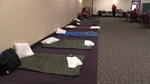 Milwaukee Council Committee passes plan to fund warming shelters for homeless