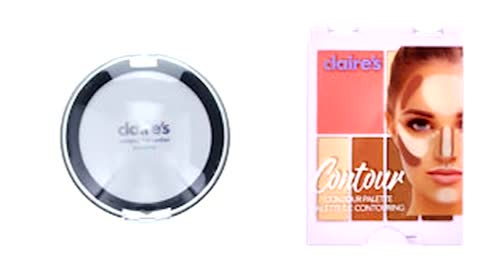 FDA warns of asbestos in Claire's makeup; company disputes