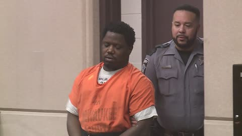 Terron Clayborn makes first court appearance for killing DPW...