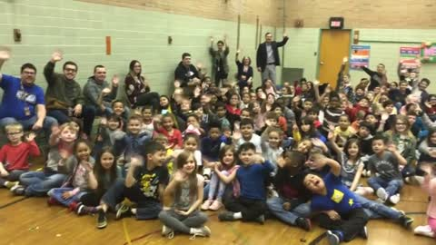 Tornado Ready at Clement Avenue School in Milwaukee