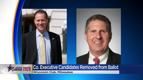 State disqualifies 2 candidates running for Milwaukee County...