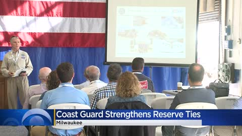 Coast Guard working with local employers to strengthen ties with...
