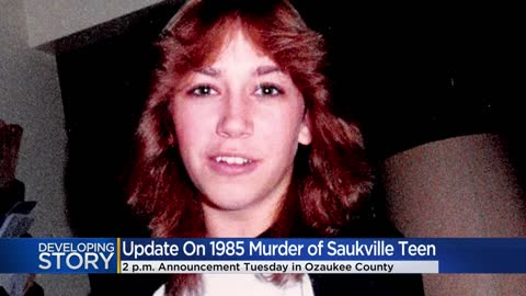 Ozaukee County sheriff to share 'significant findings' in 1984 cold case murder