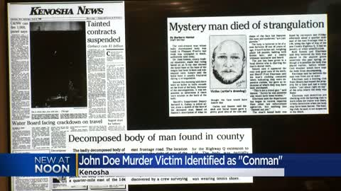 Fingerprint technology identifies 1988 John Doe murder victim...