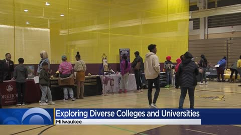 3rd Annual Wisconsin Historically Black College and University, and Tribal College Fair held
