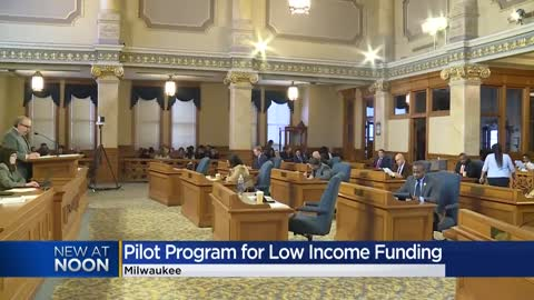 Milwaukee Common Council will explore pilot program for low-income...