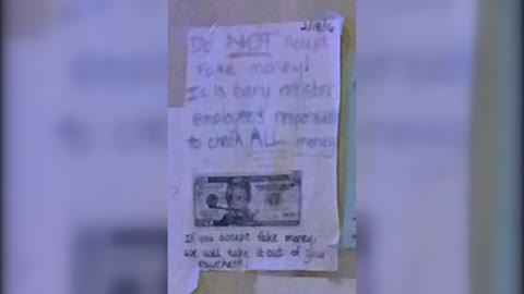 Confusion over sign posted at Pizza Shuttle on Milwaukee's east side
