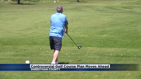 Controversial Kohler golf course plan moves ahead