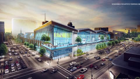 Expansion planned for downtown Milwaukee convention center