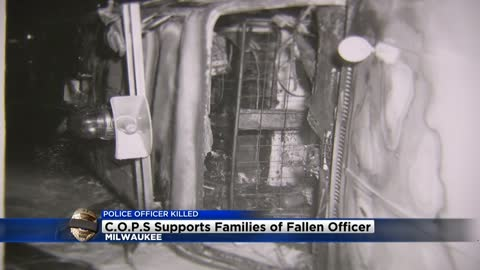 'Concerns of Police Survivors' helps police officers, family of fallen officers heal after loss