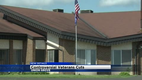 "Combat Veterans rally for homeless Vets, VA Secretary says he will ask for funding to be restored to ""Cottage 16"" shelter"