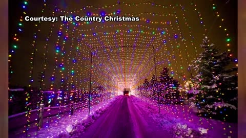 Country Christmas display in Pewaukee open through New Year's Eve