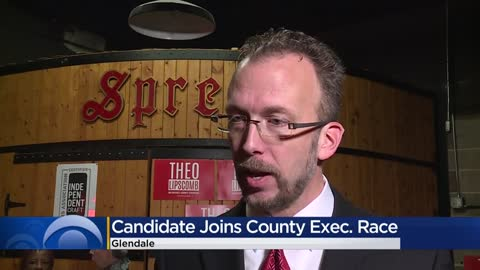 Theo Lipscomb announces bid for Milwaukee County Executive