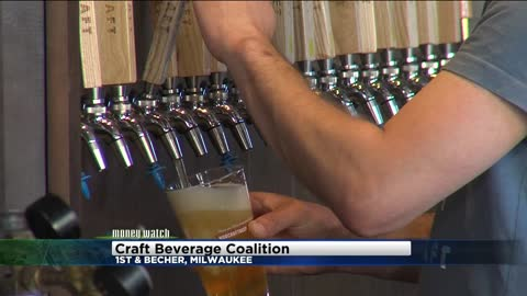 New Wisconsin Craft Beverage Coalition is formed