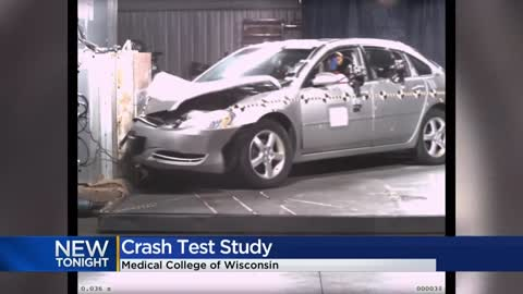 Medical College of Wisconsin releases video from inside crash...