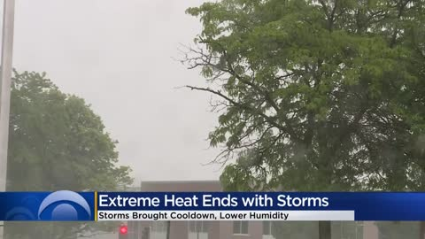 'The cool air is very welcome:' Temperature drops 24 degrees after Milwaukee area storms