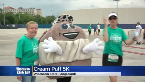 Runners score first cream puffs of the year at Cream Puff 5K