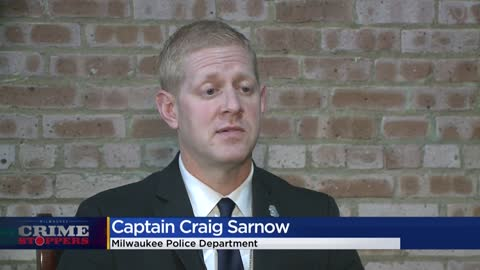 Crime Stoppers Crime of the Week: Milwaukee firefighter shot...