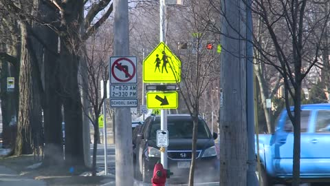 School districts forced to improvise without crossing guards