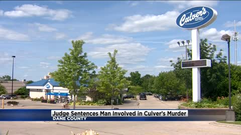 Man sentenced for his role in robbing Culver's which led to victim being scared to death