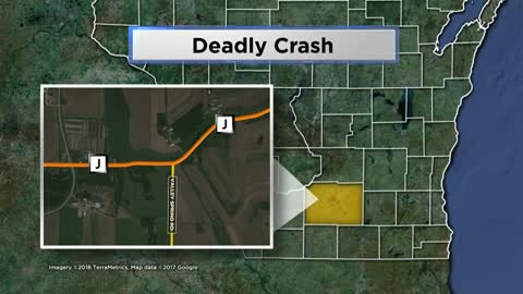1 killed in Dane County crash