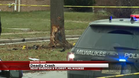 MFD: 1 dead after single vehicle crash near Sherman and Florist