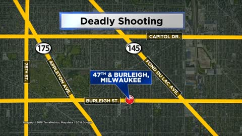 Man dead after gun discharges during fight near 47th and Burleigh