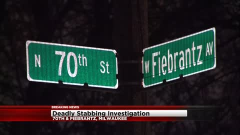Police searching for known suspect who shot man, fatally stabbed woman inside home near 70th and Fiebrantz