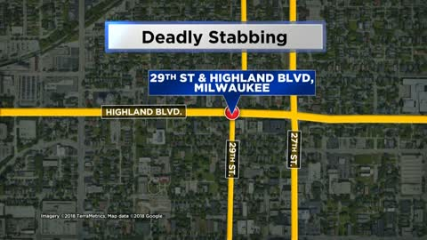 Confrontation leads to fatal stabbing near 28th and Highland