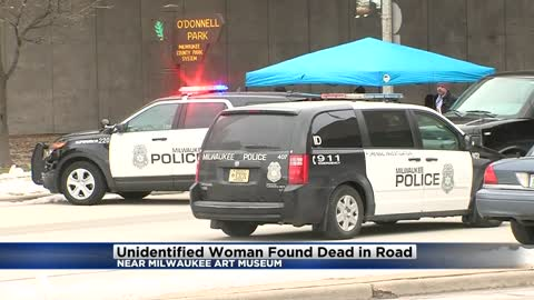 Autopsy: Woman found dead near Milwaukee Art Museum likely hit by car