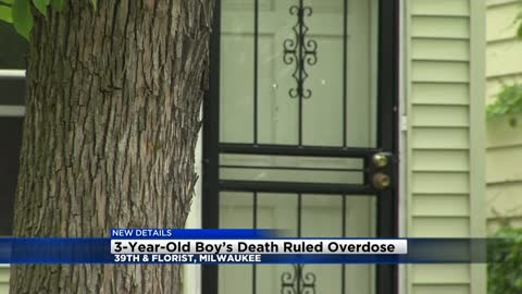 Medical Examiner rules death of 3-year-old as acute hydrocodone intoxication