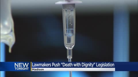 Wisconsin lawmakers introduce legislation that would legalize...