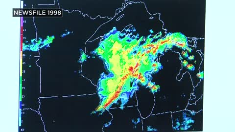 The 20th anniversary of the May 31st Derecho is shortly approaching