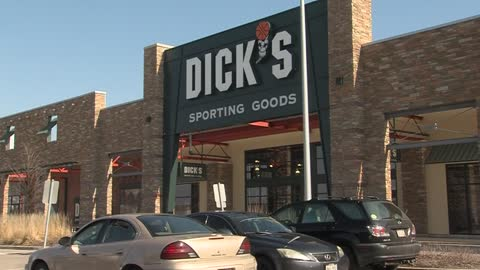 Dick's to stop selling assault-style rifles in its stores