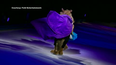 Disney on Ice celebrates 100 Years of Magic this weekend at Fiserv...