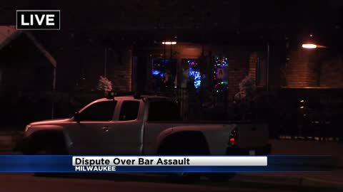 Milwaukee Police investigating aggravated battery at Victor's...