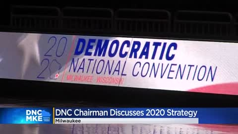 DNC Chairman Perez lays out strategy for Dems to win Wisconsin...