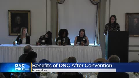 DNC 2020 host committee discusses benefits after convention