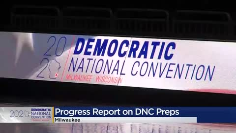 DNC, Milwaukee leaders give progress report one year away from...