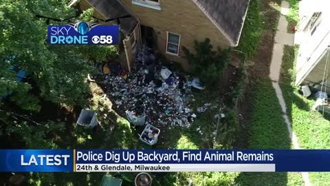 Two face animal cruelty charges after investigation near 24th and Glendale in Milwaukee