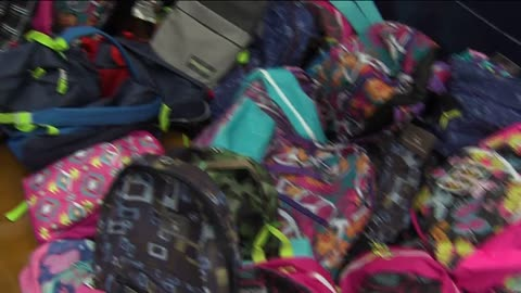 Backpacks donated to MPS students