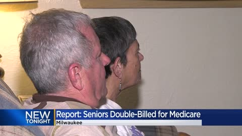 Report: More than 400K seniors double-billed for Medicare