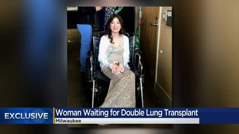 Community rallies behind Milwaukee woman needing double lung...