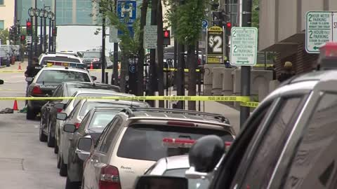 UPDATE: Police say woman shot man out of self-defense in downtown Milwaukee