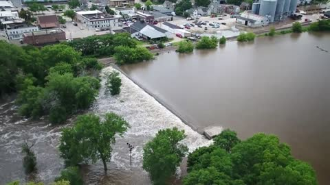 Echo Lake will be drained because of debris around dam