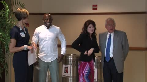 Donald Driver and Rebecca Kleefisch preview upcoming Click It or Ticket mobilization