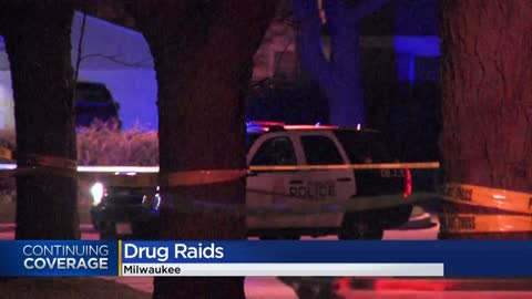 Milwaukee authorities target drug-trafficking ring,15 arrested