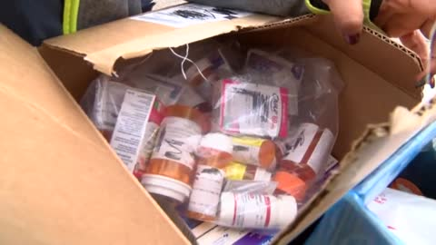 """Get them all the help you can"": Drug Take Back Day in Milwaukee"
